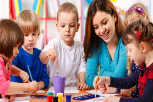 Manfaat Playgroup Bagi Anak