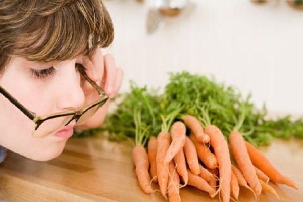 Makanan Yang Dapat Menyehatkan Mata