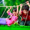 Manfaat Ajak Si Kecil Bermain Di Taman