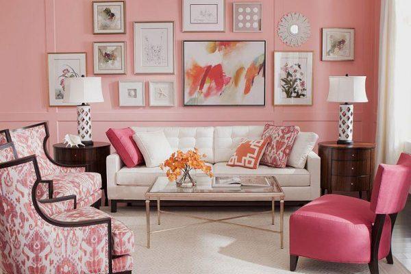 Tips Memadukan Warna Pink pada Interior Rumah