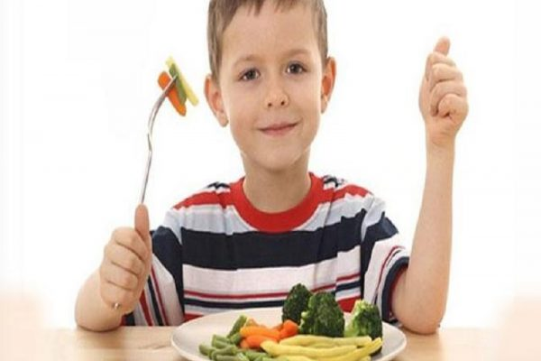 Varian Makanan Sehat Penguat Gigi Anak