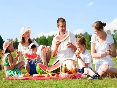 Piknik Keluarga Berantakan, Ini Dia Tips Supaya Jadi Mengasyikan1