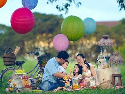 Piknik Keluarga Berantakan, Ini Dia Tips Supaya Jadi Mengasyikan