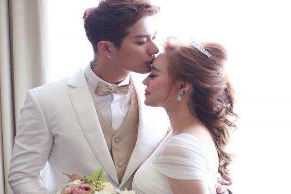 Resmi Menikah, Simak Potret Pernikahan Oppa Lee Jeong Hoon Dan Moa