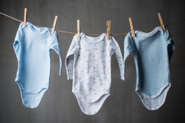 Tips Aman Mencuci Baju Bayi Yang Baru Di Beli